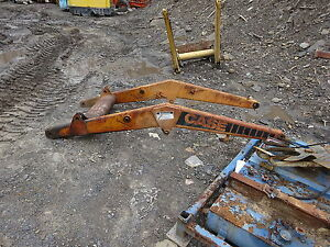 Case 580c Loader Arm Boom Backhoe Tractor Tlb 580d