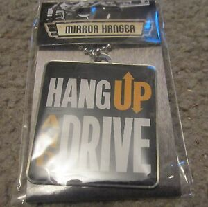Hang Up And Drive Car Mirror Hanger New Free Shipping