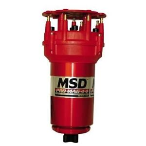 Msd Ignition Pro Mag 44 Magnetos 81405 Free Shipping