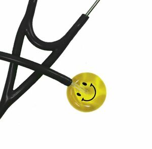 New Stethoscope Ultrascope Smiling Face Cardiology Quality Top Quality