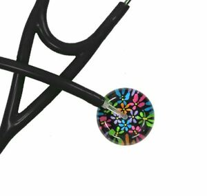 New Stethoscope Ultrascope Flower Power Cardiology Quality Top Quality