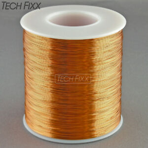 Magnet Wire 27 Gauge Enameled Copper 1375 Feet Coil Winding And Crafts 200c