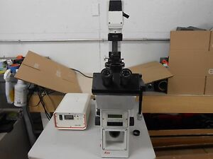 Leica Dm Irbe Microscope Type tcs Sp