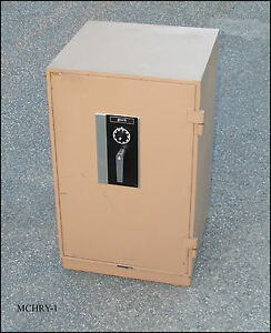 Safe Fire Rated Ammo Storage York Mosler Hamilton Diebold Gun Safe