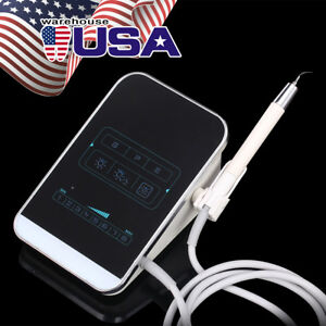 Dental Touch Led Scaler Detachable Handpiece Ultrasonic Scaling Piezo Machine K3