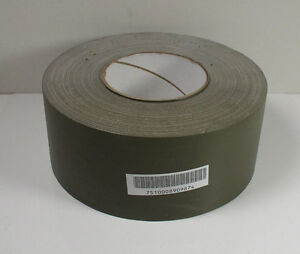 Ability One 7510 00 890 9874 3 X 60 Yds Milspec Waterproof Tape Od Green