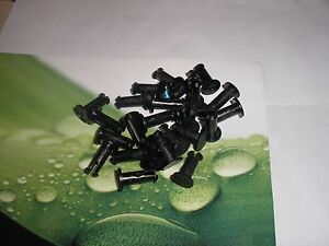 25 New Neptune Water Meter Register Locking Pins plastic T 10 Lot Of 25