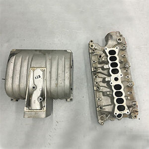 1986 1993 Ford Mustang 5 0l Intake Manifold Upper lower