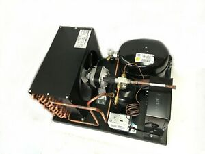 Indoor Condensing Unit 3 4 Hp Medium Temp R404a 115v 1ph usa Ld Aka9462zxa