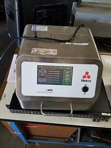 Biotest Apc P3610s Portable Airborne Particle Counter With Temp