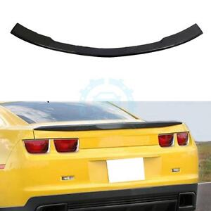 Auto Car Rear Spoilers Tail Wing Fit For Chevrolet Camaro 2010 2013 Carbon Fiber