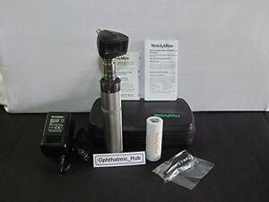 Welch Allyn 3 5v Diagnostic Otoscope Head Specula With Ni cadimum Rechargeable