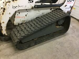Bobcat 864 Track Steer Equipment Track Solideal Crossfix 18 450 X 86 X 52