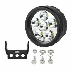 1x 3 5inch 18w Round Led Work Light Spot Driving Fog Lamp For Offroad Truck Jeep