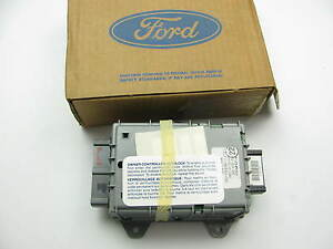 New Old Stock Oem Ford Remote Lock Keyless Entry Control Module 94 96 Mark Viii