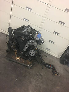 2002 02 2003 03 Engine Audi A4 1 8l Auto Amb Complete With Harness 110k