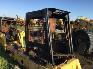 New Holland Lx885 Shell Cab P 87034677 Heat Exposure