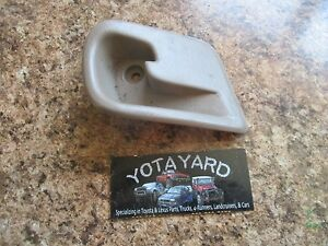 98 01 Toyota 4runner Cargo Shade Cover Right Hook Bracket 64938 35020 Yota Yard