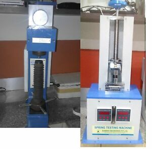 New Rockwell Cum Superficial Hardness Tester Hrb Hrc Spring Testing Machine
