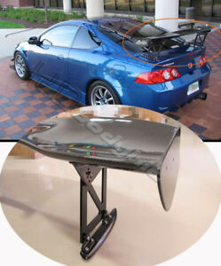 Carbon Fiber Js Racing 1600mm Type 1 Gt Wing For Integra Rsx Dc5