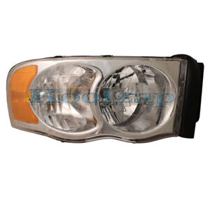 Tyc Dodge Ram Pickup Truck Headlight Headlamp Head Light Right Passenger Side R