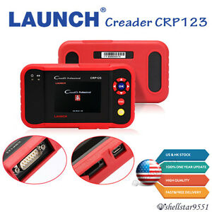 Launch Crp123 Obd2 Scanner Abs Airbag Transmission And Engine Scan Tool