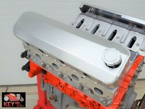 Ls1 Ls2 Ls3 Brushed Satin Aluminum Fabricated Coil Covers 4 8 5 3 5 7 6 0 6 2