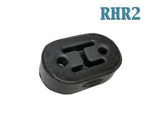 Rhr2 Exhaust Mount Rubber Insulator Grommet Hanger Bushing 5 16 Rod Support