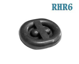 Rhr6 Exhaust Mount Rubber Insulator Grommet Hanger Bushing Bracket Support