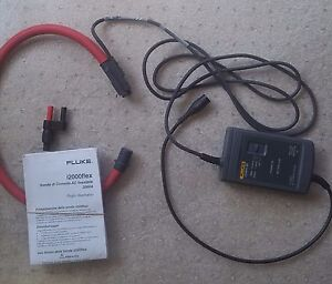 Fluke I2000flex Flexible Ac Current Probes