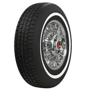 American Classic Whitewall Radial P205 75r14 95s 1 Ww quantity Of 2