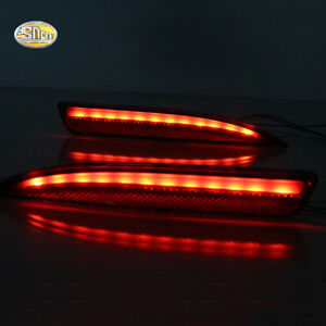 For Volkswagen Vw Scirocco 2011 2015 Led Rear Bumper Light Drive Brake Light