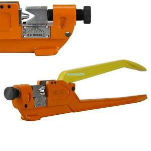 Indent Dieless Lug Terminal Crimper Tool 10 120mm Electrical Battery Cable Wire