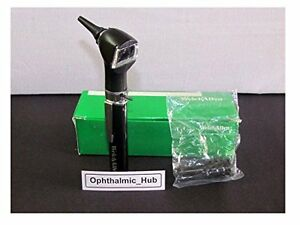 Welch Allyn 2 5v Otoscope With Aa Battery Handle 22840