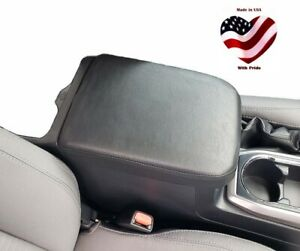 Fits Toyota Tacoma 2015 2021 Faux Leather Auto Armrest Center Console Cover X1l