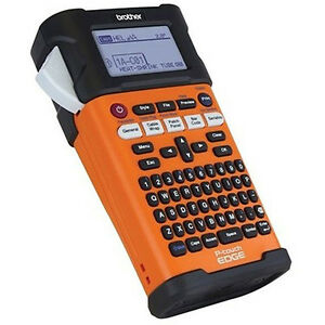 Brother International P touch Edge Industrial Label Maker 0 7