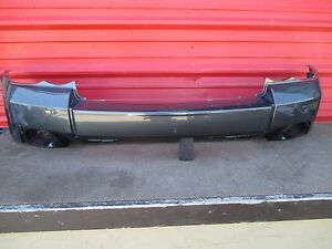 Jeep Grand Cherokee Front Bumper Cover Oem 2008 2009 2010 08 09 10