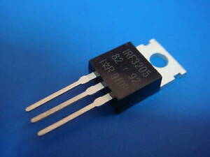 50p X Irf3205 Irf 3205 Power Mosfet 55v 110a 80mo New