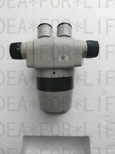 1pcs Used Work Nikon Smz 1 Esd Microscope Head c2rt