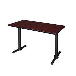 Cain 48 X 24 Training Table Mahogany