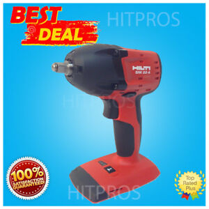 Hilti Siw 22 a Cordless Impact Drill Driver New 2 Batteries fast Ship