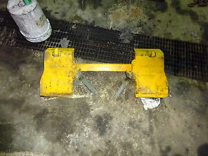 John Deere 313 Skid Steer Loader Quick Attach Plate Coupler