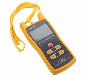 50 To 26dbm 800 1700nm Optical Power Meter Tester Fc Sc St Light Source Us