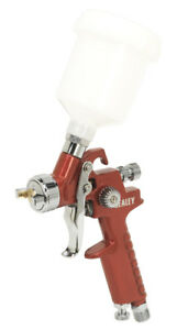 Sealey Hvlp731 Hvlp Gravity Feed Touch up Spray Gun 0 8mm Set up