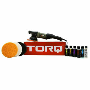 Torq22d Random Orbital Polisher Kit 11 Items With Jet Seal More Buf502max