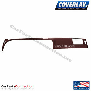 Coverlay Dash Board Cover Maroon 12 307 Mr For Thunderbird Front Upper