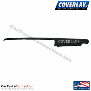 Coverlay Dash Board Cover Black 18 400 Blk For Pontiac Firebird Front Up