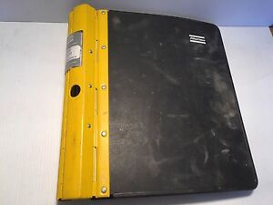 Atlas Copco Roc F9 11 Hydraulic Track Drill Maintenance Operators Manual