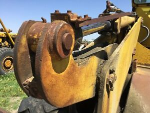 Michigan 85iiia Wheel Loader Right Bellcrank Lever