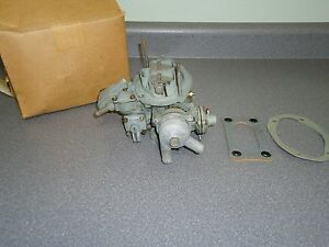 Reman Holley 5210 2 Barrel Carburetor 7222 1976 Chevy Vega Monza Water Choke